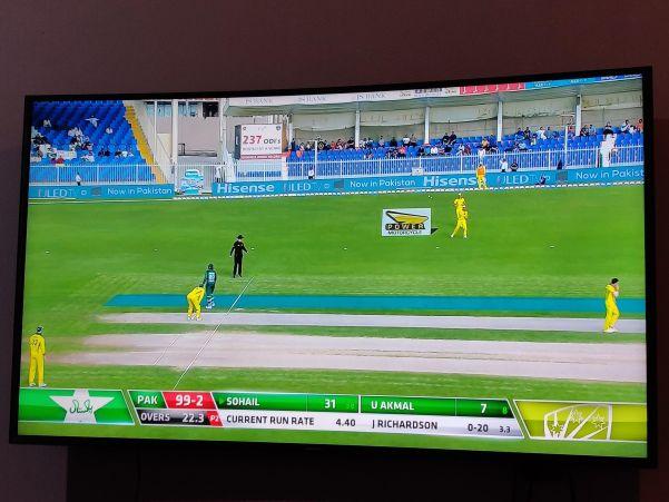Pakistan vs Australia Free HD Feed Live
