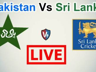 Pakistan vs Sri Lanka Series 2019 Schedule Broadcasting Streaming Live