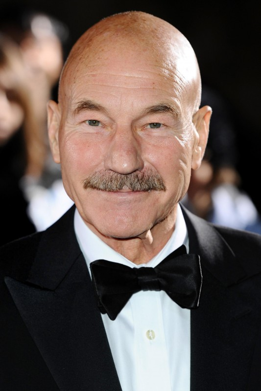 Patrick Stewart Movies List Height Age Family Net Worth