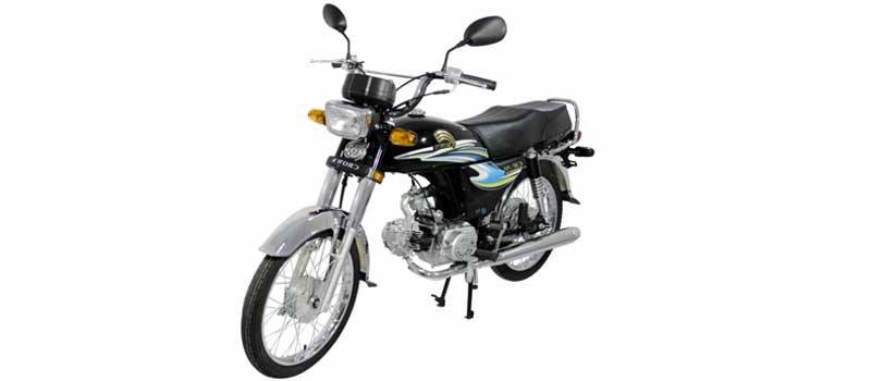 Crown CR70 2018 Motorcycle Price in Pakistan