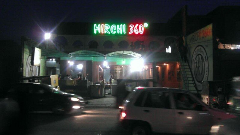Mirchi 360 Restaurant in Thandi Sarak Hyderabad  Menu