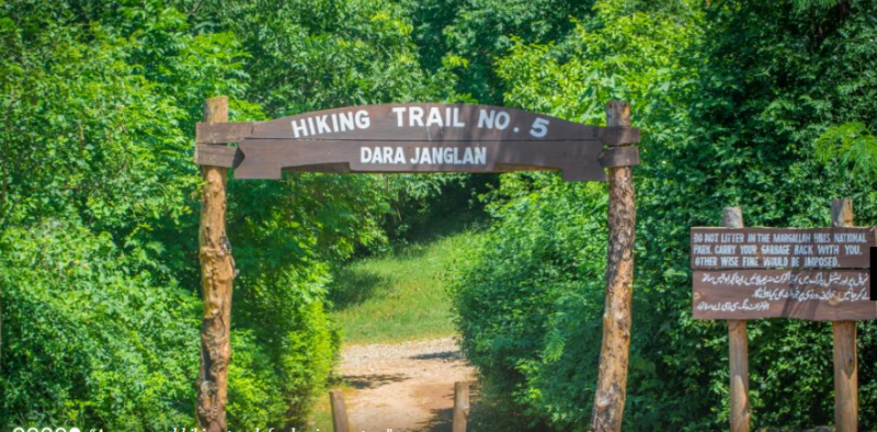 Trail 5 In Margalla Hills Islamabad Address Timings Map