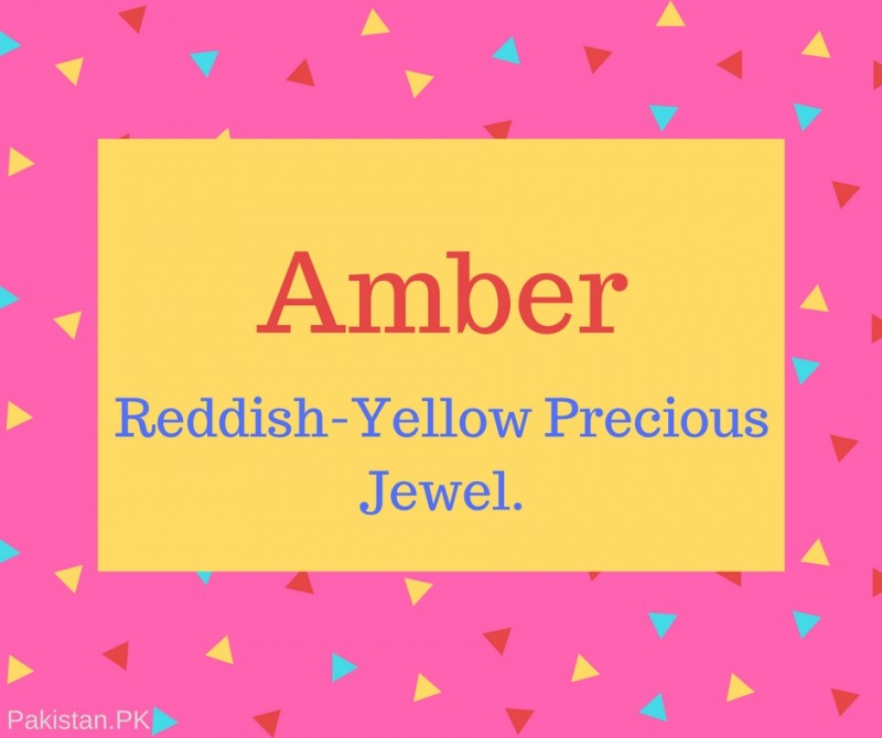 What Is Amber Name Meaning In Urdu Amber Meaning Is