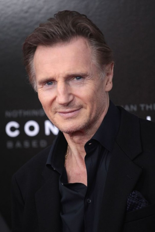 Liam Neeson Biography Movie Height Age Family Net Worth