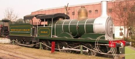 First train in Lahore