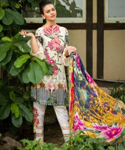 ASIFA Nabeel Lawn Collection 2019
