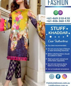 Firdous Winter Collection 2018