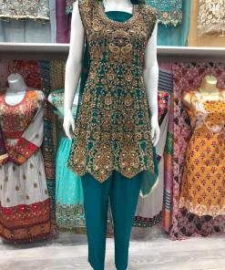 Pakistani Wedding Dresses 2018