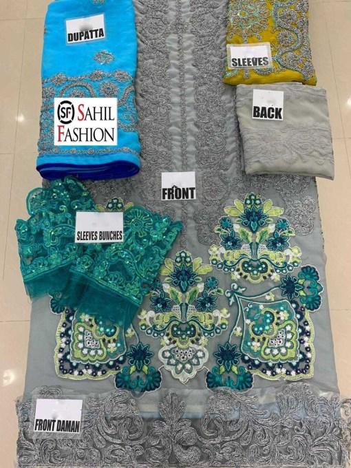 Zunuj Chiffon Dresses Online