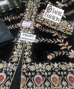 Agha Noor Velvet Dresses Onlien