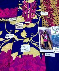 Charizma Linen Dresses Online 2019