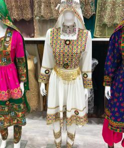Afghani Wedding Dress Online