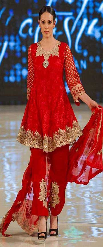 Agha Noor Party Dresses Online