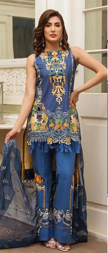 Charizma Khaddar Collection