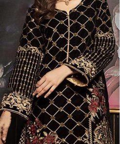Gulal Velvet Dresses 2019