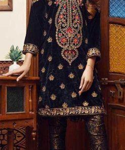 Nakoosh Velvet Dresses Online