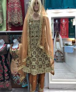 Pakistani Bridal Dress in Australia