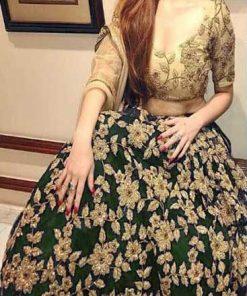 Pakistani Bridal Lehenga 2019
