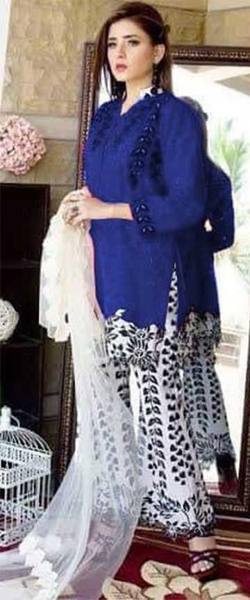 Sidra Mumtaz Cotton Dresses