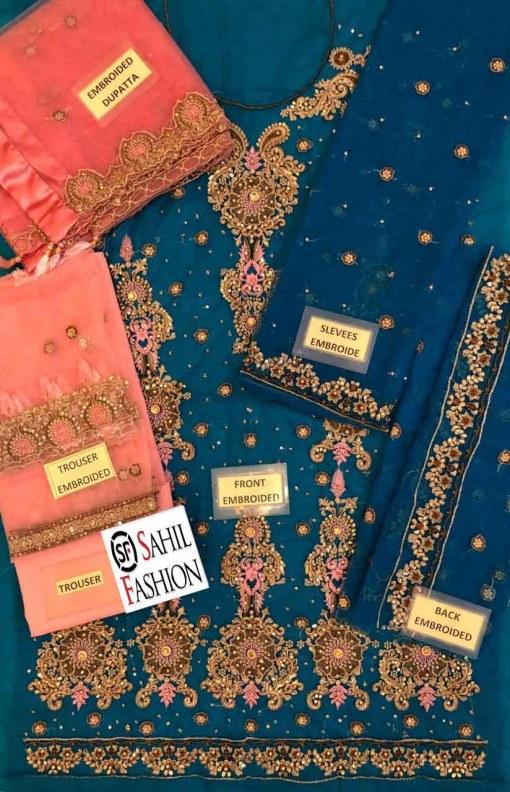 Fatima Shehzad Wedding collection