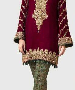 Aisha imran latest velvet collection
