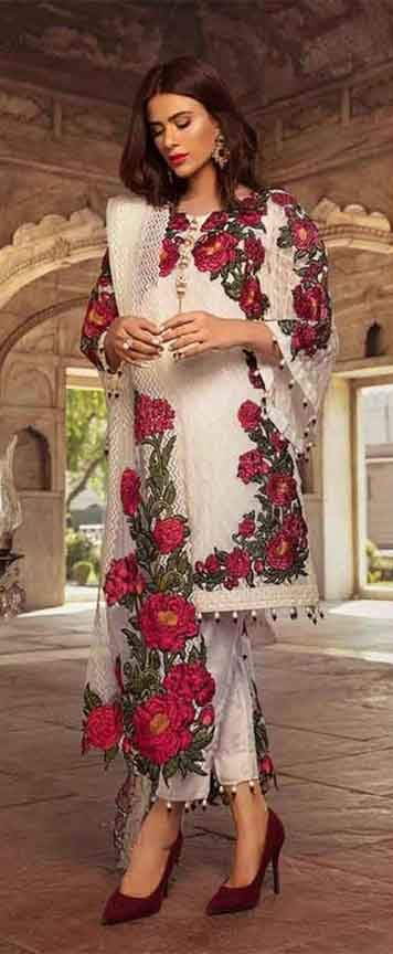 Gulal latest chiffon collection