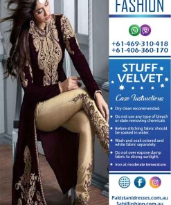 Indian velvet latest collection