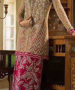 Zainab Chottani Bridal suit