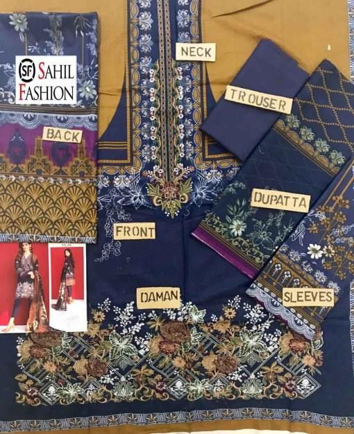 Baroque Winter Collection 2019