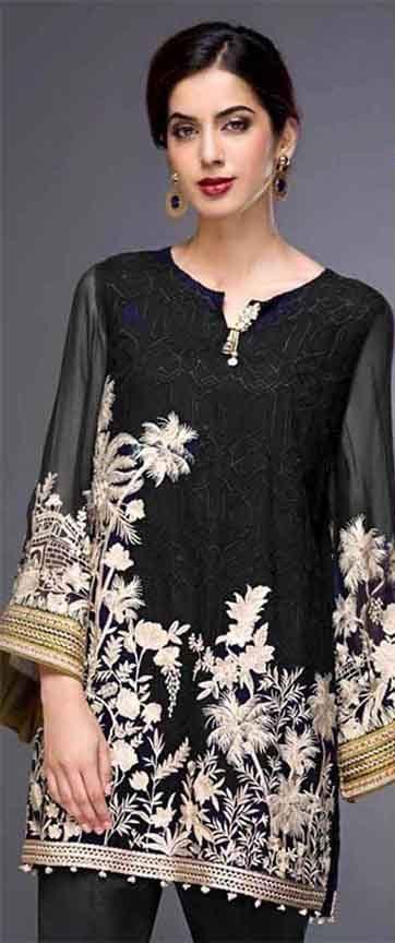 Baroque latest chiffon dresses online