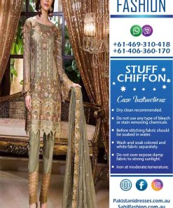 Maryams Chiffon collection
