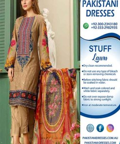Five Star latest Lawn Collection 2019