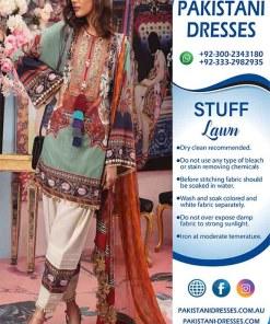 Sana Safinaz Lawn Dresses Online