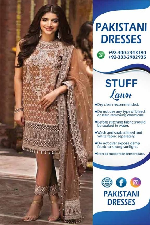 Anaya by Kiran Chaudhry summer collection