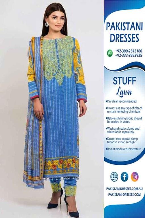 Khaadi latest summer dresses