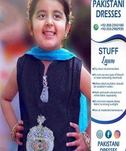 Maria B Lawn Kids collection 2019