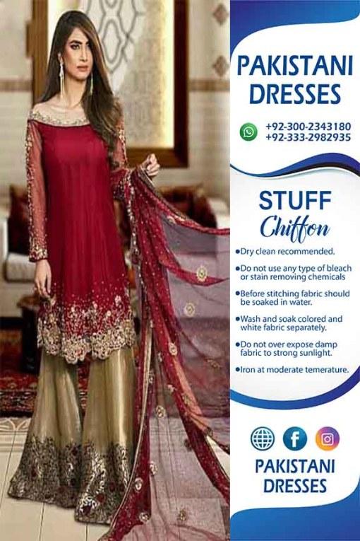 Nomi Hussain Eid Dresses Online