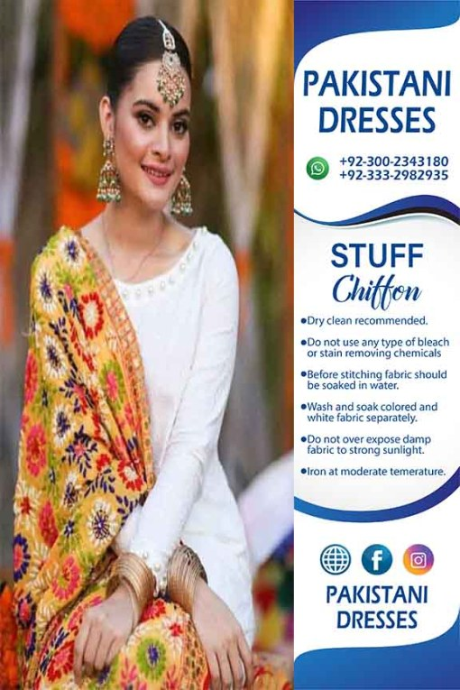Pakistani bridal dresses online