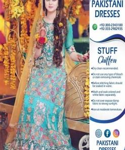 Pakistani lehenga collection 2019