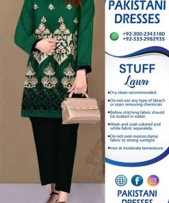 Pakistani New Lawn Dresses 2019