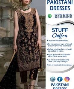 aisha imran latest chiffon clothes