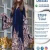 Agha Noor Premium Velvet Dresses