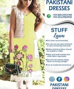 Bisma Khan Lawn Dresses