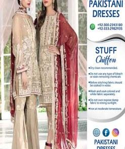 Gulal Chiffon Dresses Online