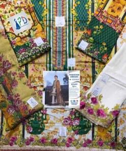 Farha Talib Aziz Summer Dresses