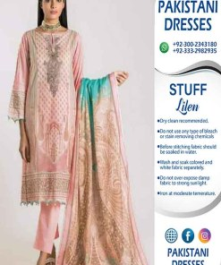 Khaadi Linen Collection