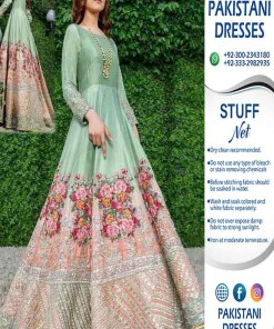 Pakistani Bridal Lehenga Collection