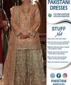 Pakistani Latest Bridal Lehenga Online