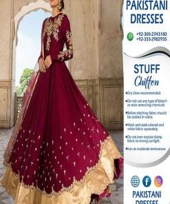 Pakistani Latest Party Wear Dresses