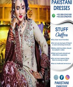 Sana Abbas Latest Wedding Dresses